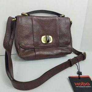 Simona by Hobo International Brown Crossbody Bag